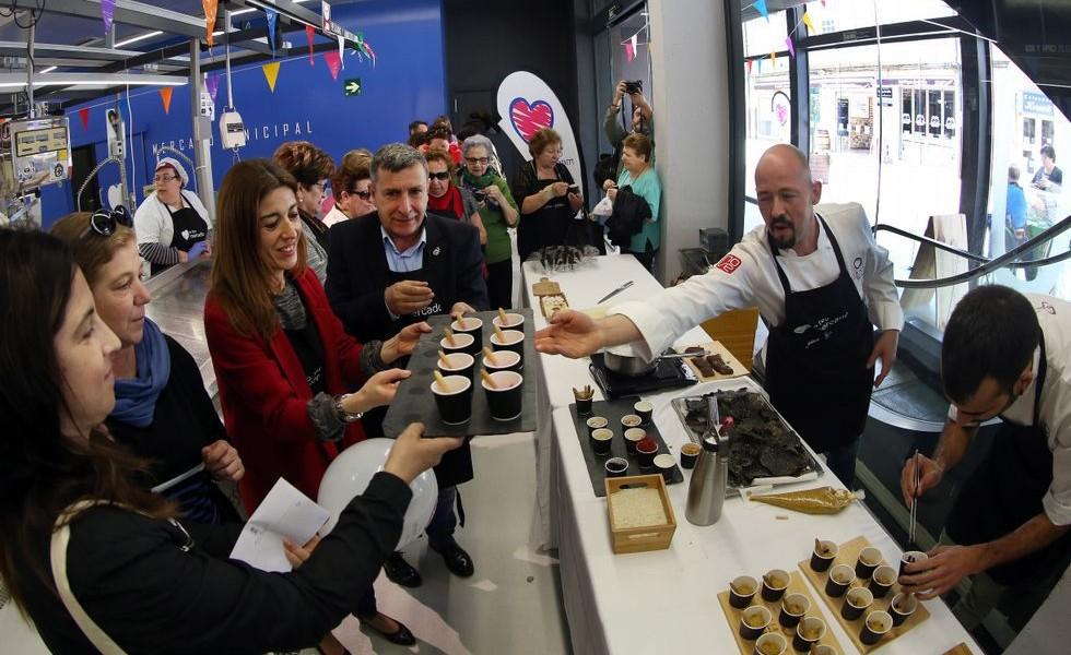 El mercado ribeirense abrió el telón de una campaña internacional